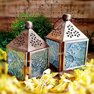 Beautiful festival lamps