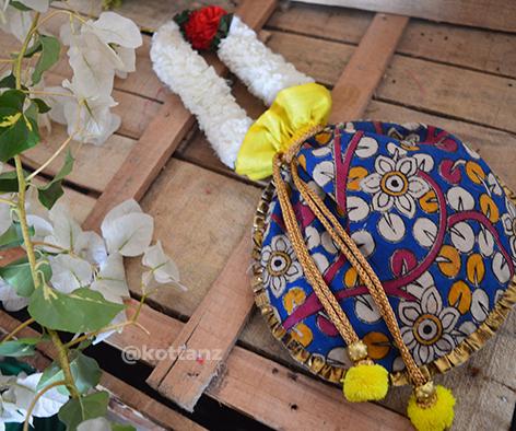 designer potli handbags